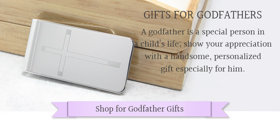 Shop for gifts for godfathers.