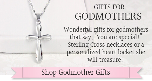Gifts for godmothers that are beautiful and personal.