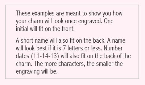 engraving information