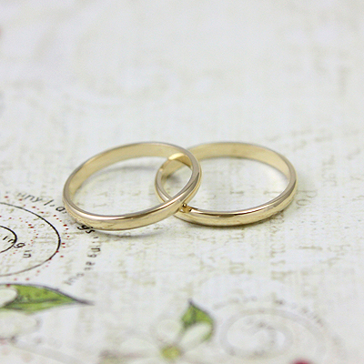 14kt Gold Knuckle Rings