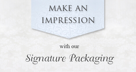 packaging sign.