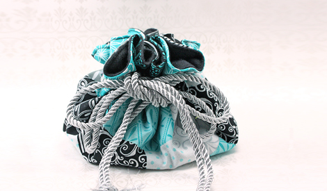& Jewelry Pouch and Rolls