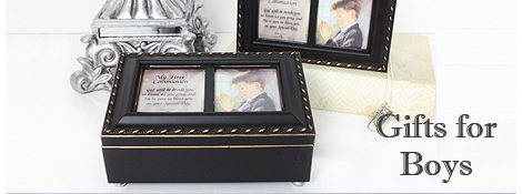 Boys gift musical keepsake box.