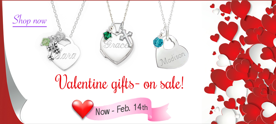 Valentine's Day sale on customer favorites at The Gingham Grasshopper