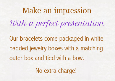 Bracelet packaging information
