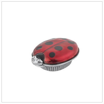 Fine pewter keepsake gift for girls, our ladybug tooth fairy box is adorable.