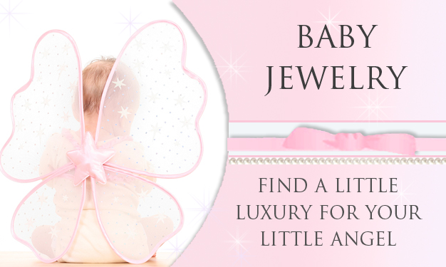Baby and infant jewelry