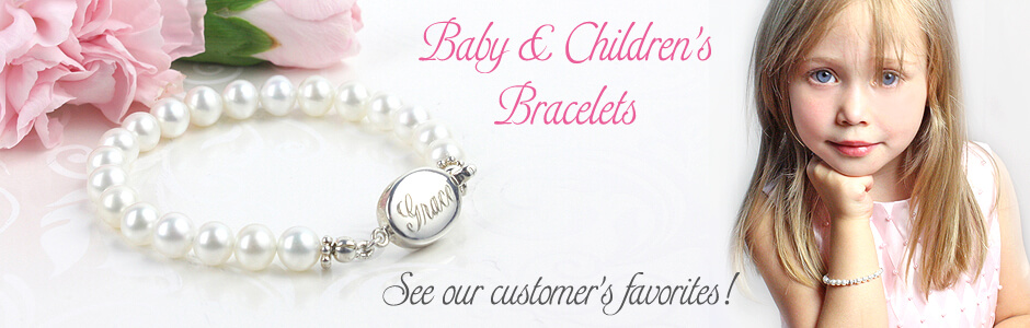 Shop for customer favorite baby and children's bracelets
