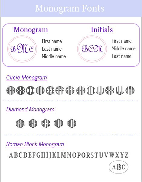 engraving fonts page two