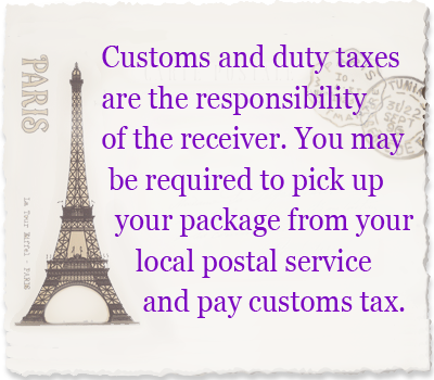 customs duty note