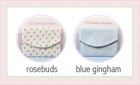 Girls and boys jewelry pouches for storing children's jewelry.